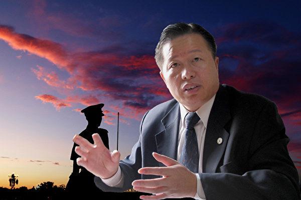 陳光誠斥中共殘酷迫害高智晟 籲還其自由