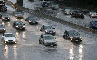 大氣河流可造成災害   過去40年北加州受創最重