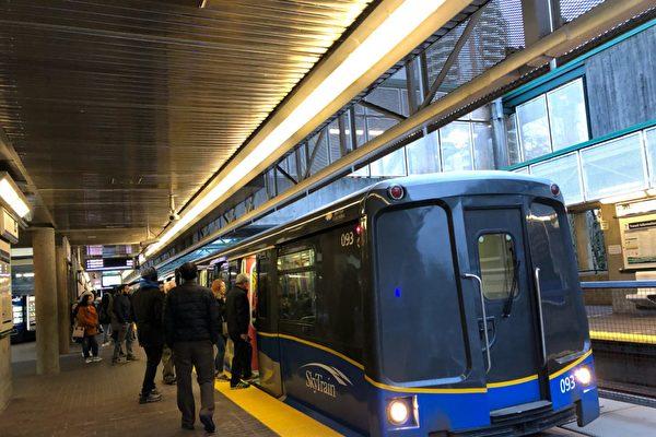 溫哥華天車罷工乘客受影響