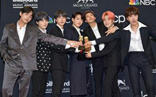 韩国盖洛普年度歌手排行榜 BTS连两年夺冠