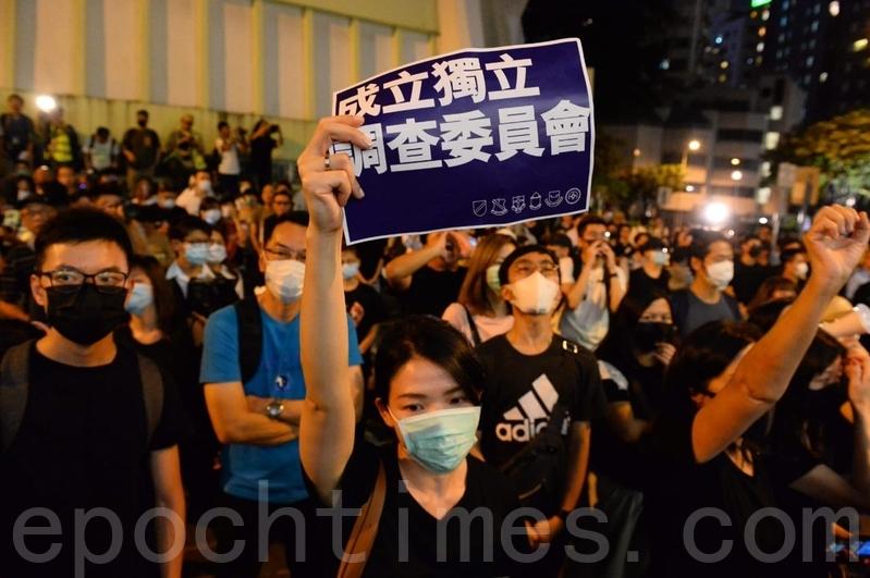 監警會國際組請辭 分析:林鄭沒有擋箭牌了