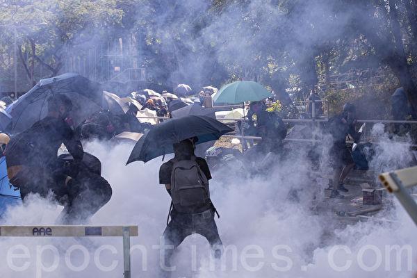 中港警察头目会面 官媒报导不同调的背后