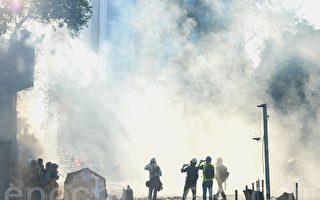 化武肆虐香港 揭催淚彈對人體和環境危害