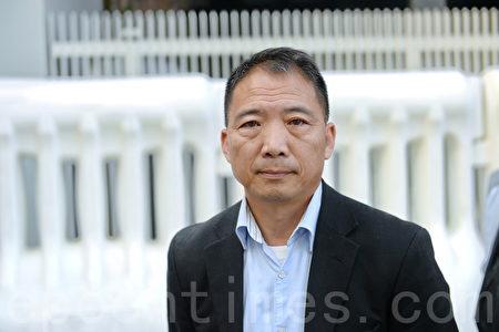 香港立法會議員胡志偉。(宋碧龍/大紀元)