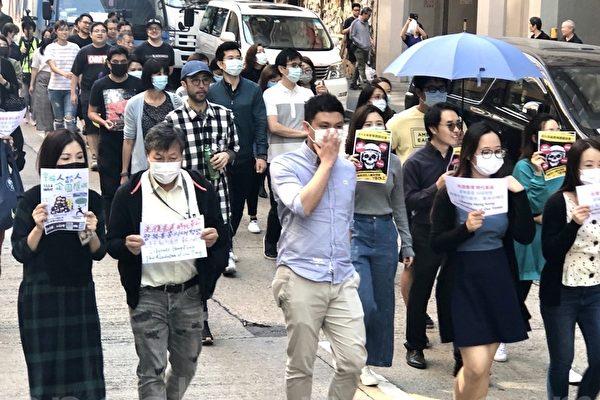 張林:抵抗共產暴政,香港人贏了第一回合