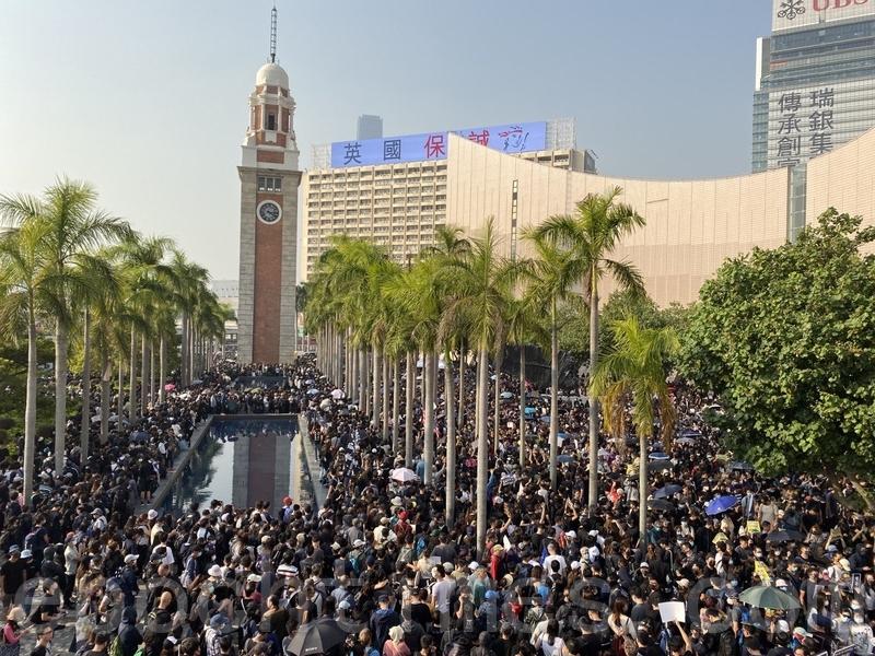 分析:香港人權法案將如何保護香港自由