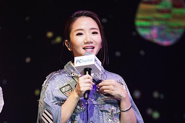 陶子为电商演唱会开嗓 曝女儿超迷周子瑜