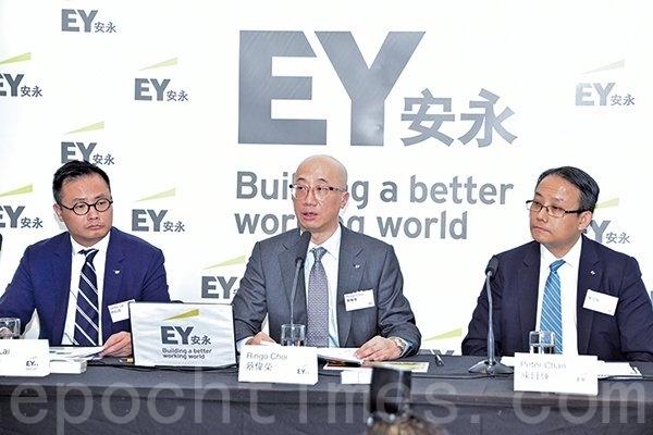安永:今年香港IPO全球第一 明年港股集資可望達2200億
