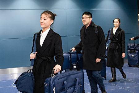 2019年12月22日,神韻紐約藝術團抵達日本名古屋,開啟2020年亞太巡迴演出大幕。(牛彬/大紀元)
