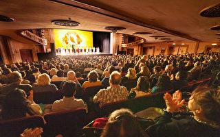 神韻康州場場火熱 觀眾真切感受神就在身邊