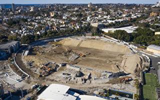 悉尼安聯體育場新重建方案出台 超支近億元