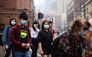 悉尼空气两月有28天属危险 反对党吁应对