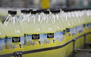 政府强令 软饮料垃圾食品去掉能量标示