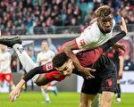 莱比锡破德甲两强十年垄断 勇夺半程冠军