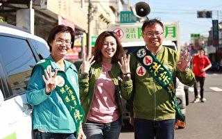 綠營青年部力挺 拉抬彰化立委候選人聲勢