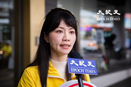 民进党台北市第四选区立委侯选人高嘉瑜20日表示,民众要用选票让共产党知道台湾人爱民主、自由;若未来进入国会,也将揪出这些红色代理人并绳之以法。