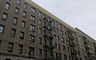 紐約市列出數百危險建築外牆
