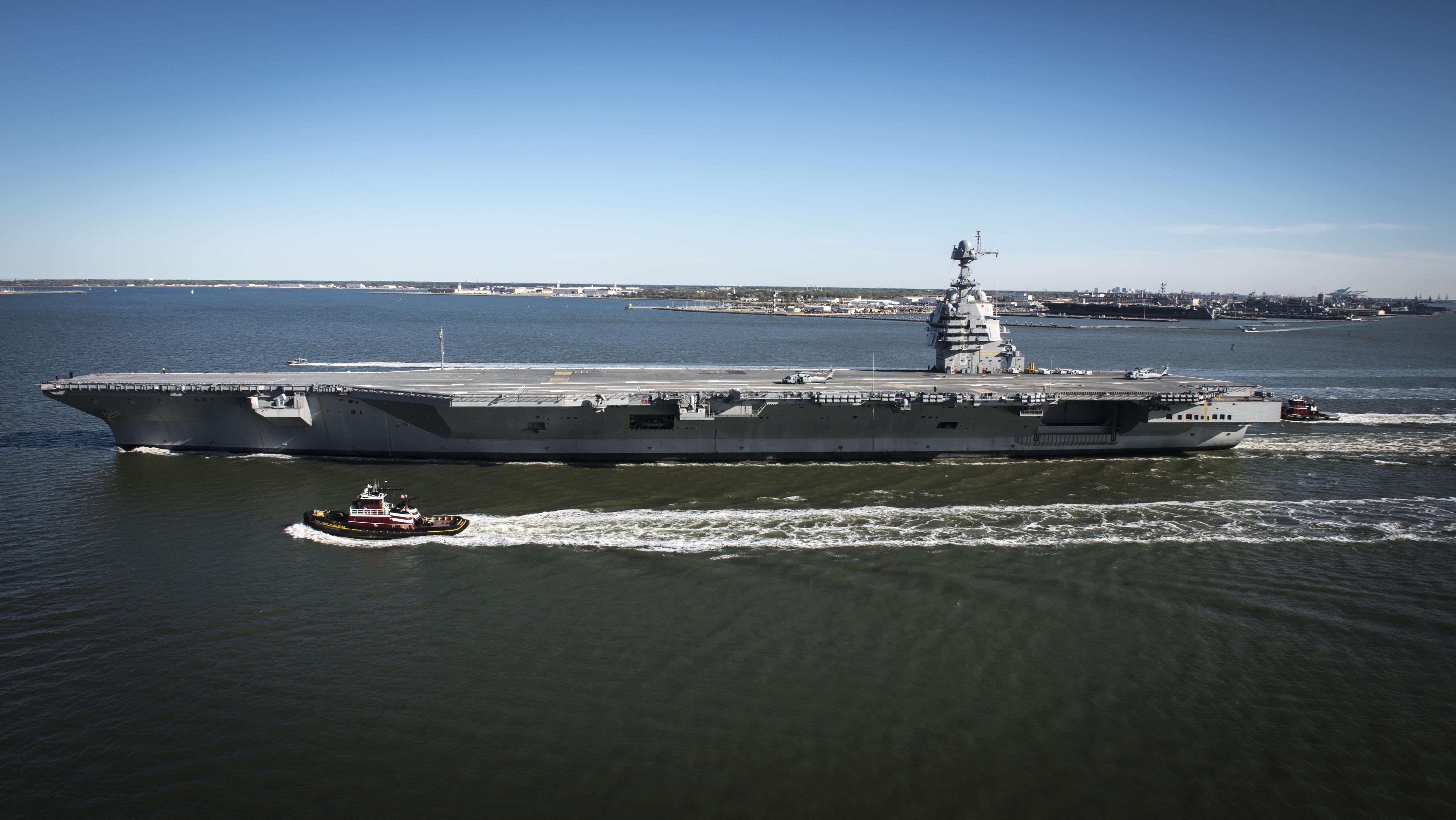 中共拒美艦停港 專家:或助台美軍事交流