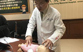 孩童心跳停止及時CPR 存活率增1倍
