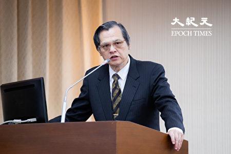 陸委會主委陳明通4日出席立法院內政委員會專題報告「境外勢力影響、操作、干預我國選舉之現況分析與防制作為」並備詢。