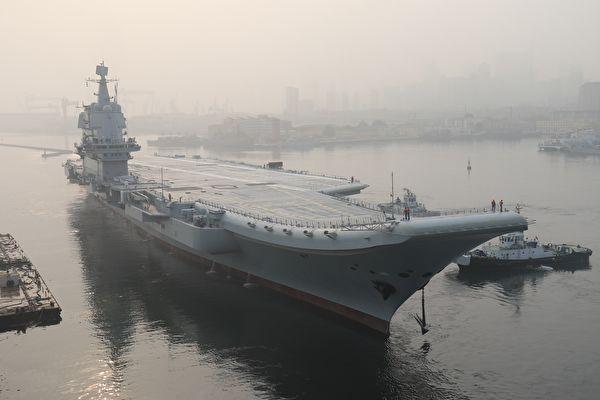 中共黄海渤海接连军演 航母露面引猜测