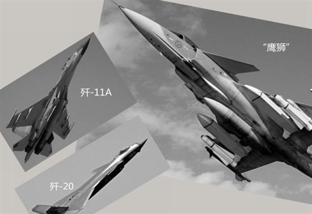 中共空軍0:4敗於泰軍 空軍大校演講洩真相