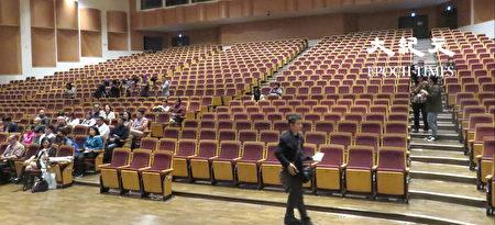 中坜艺术馆历经半年整修,将于109年1月重新启用,座位舒适。