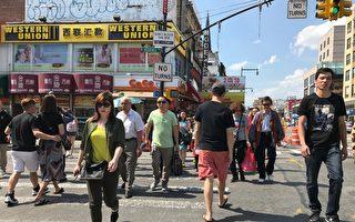 纽约州  亚裔人口增长最快