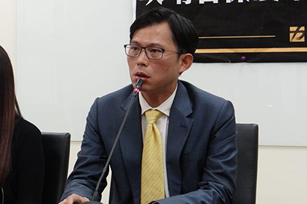 【專訪】台立委黃國昌:中共滲透威脅多嚴重