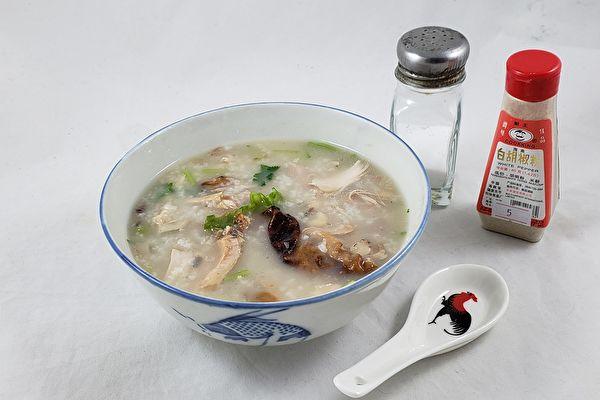 花生,眉豆,火鸡,粥