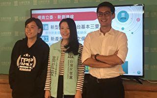 法规落后阻新创发展 民众党推网青立委