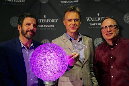 时代广场新年罗球仪式主办方对外宣布今年水晶球主题。