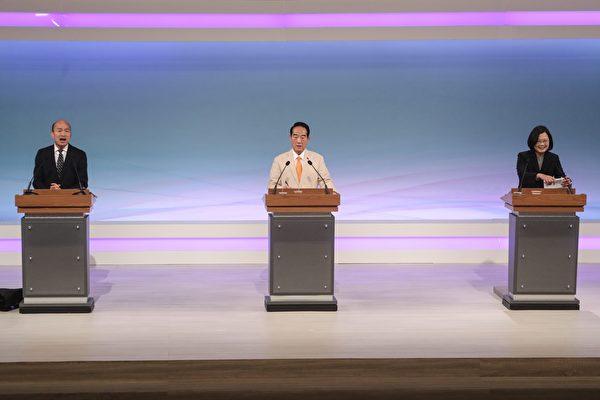 中華民國要萬歲 蔡英文:要靠自主經濟