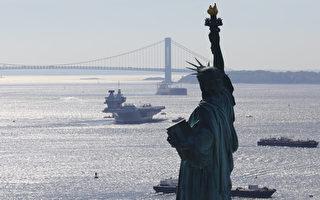 美國故事:國之強必先海軍強