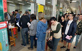 台灣大選 北京布線投票所盯場 定調報導方向