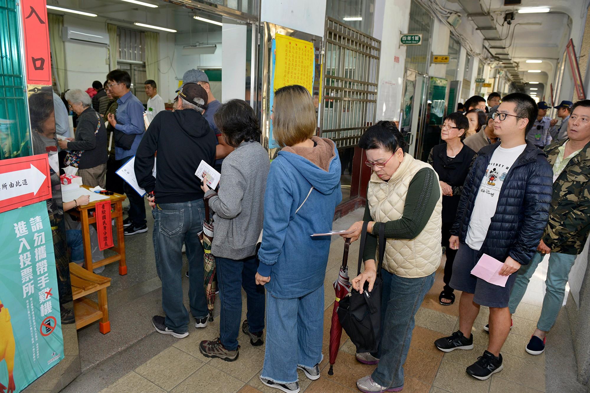 台灣大選 北京布線投票所盯場 補助台商返台