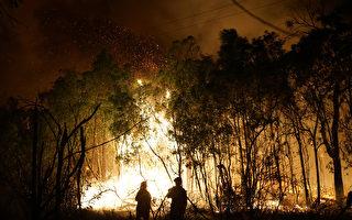 澳女家园险被烧毁 消防员留字条感动人心
