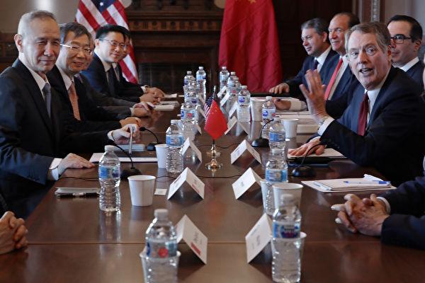 周曉輝:中美達階段貿易協議 北京頭戴緊箍咒