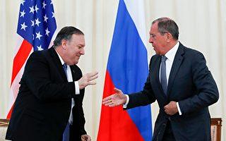 川普将于周二会见俄罗斯外长