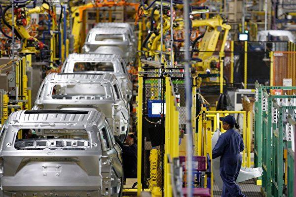 工厂转型自动化 美国工人教育水平提高