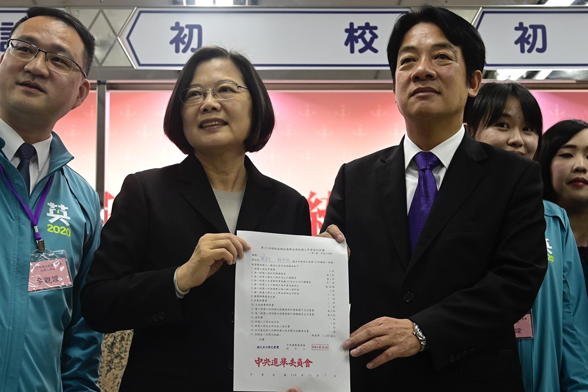學者:慎防中共暗殺台總統候選人 製造混亂