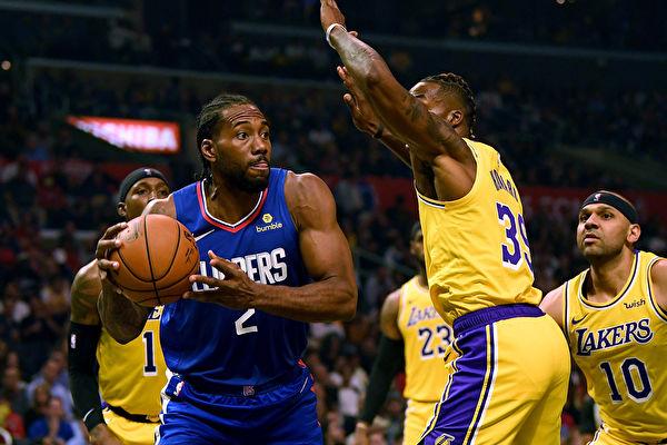 NBA聖誕大戰 五場對決精彩可期