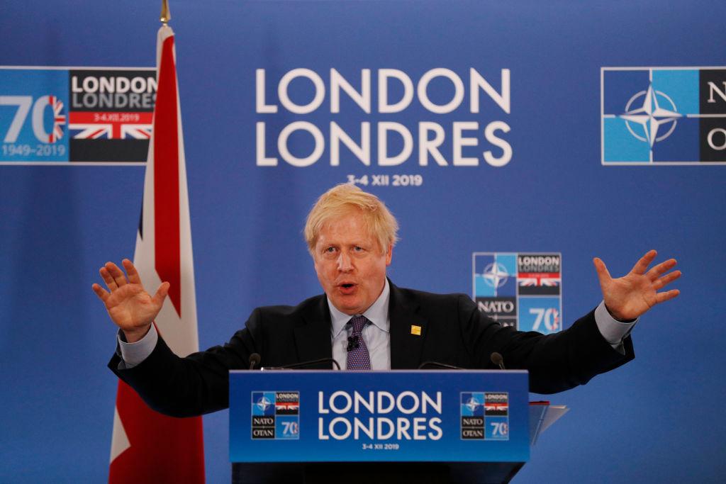 英國首相:考慮把華為排除在5G網絡之外
