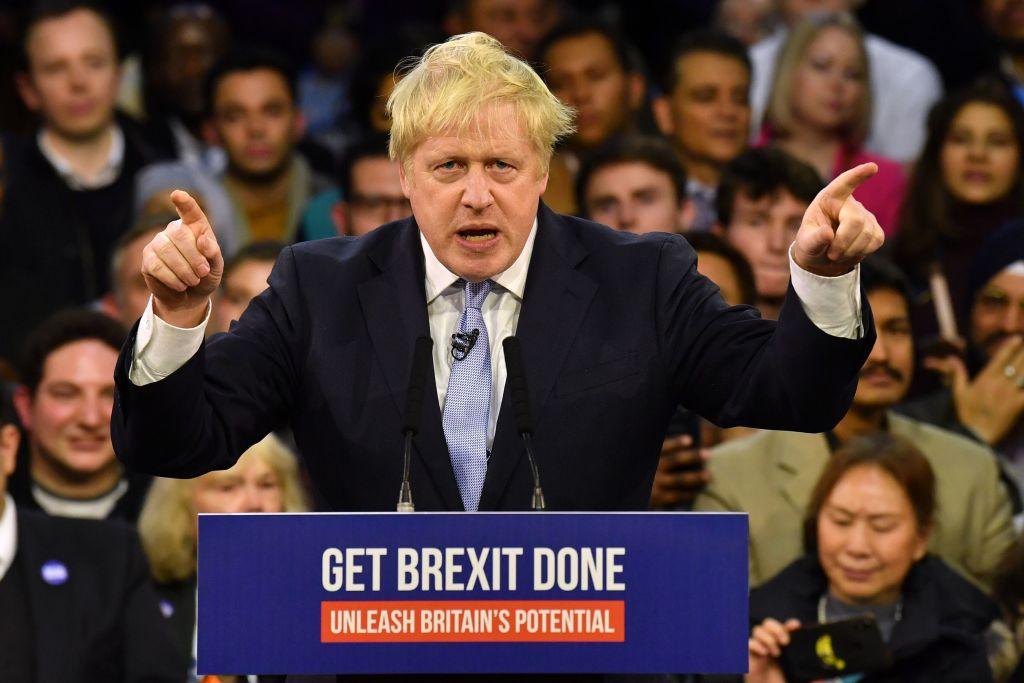 英首相約翰遜大選勝出後 面臨五大挑戰