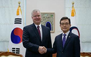 美國特使訪日韓 呼籲朝鮮重返談判桌