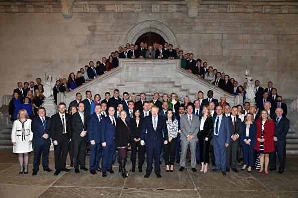 英國出現了史上最多樣化的下議院