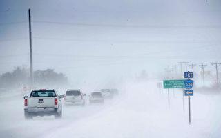 冬季风暴袭南加酿1死 周末东移 多州有降雪