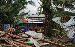 菲律賓遭颱風襲擊 至少28人死12人失蹤