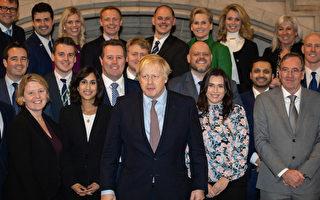 英首相約翰遜上任 公布「國人優先」保守政策