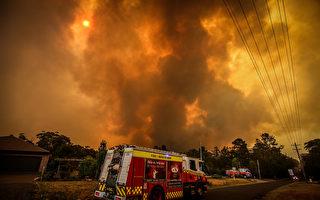 放弃圣诞假 69名加国消防员赴澳洲助救火